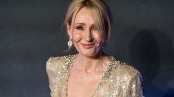 J.K. Rowling Confessed To Writing A Secret Manuscript On A Party
