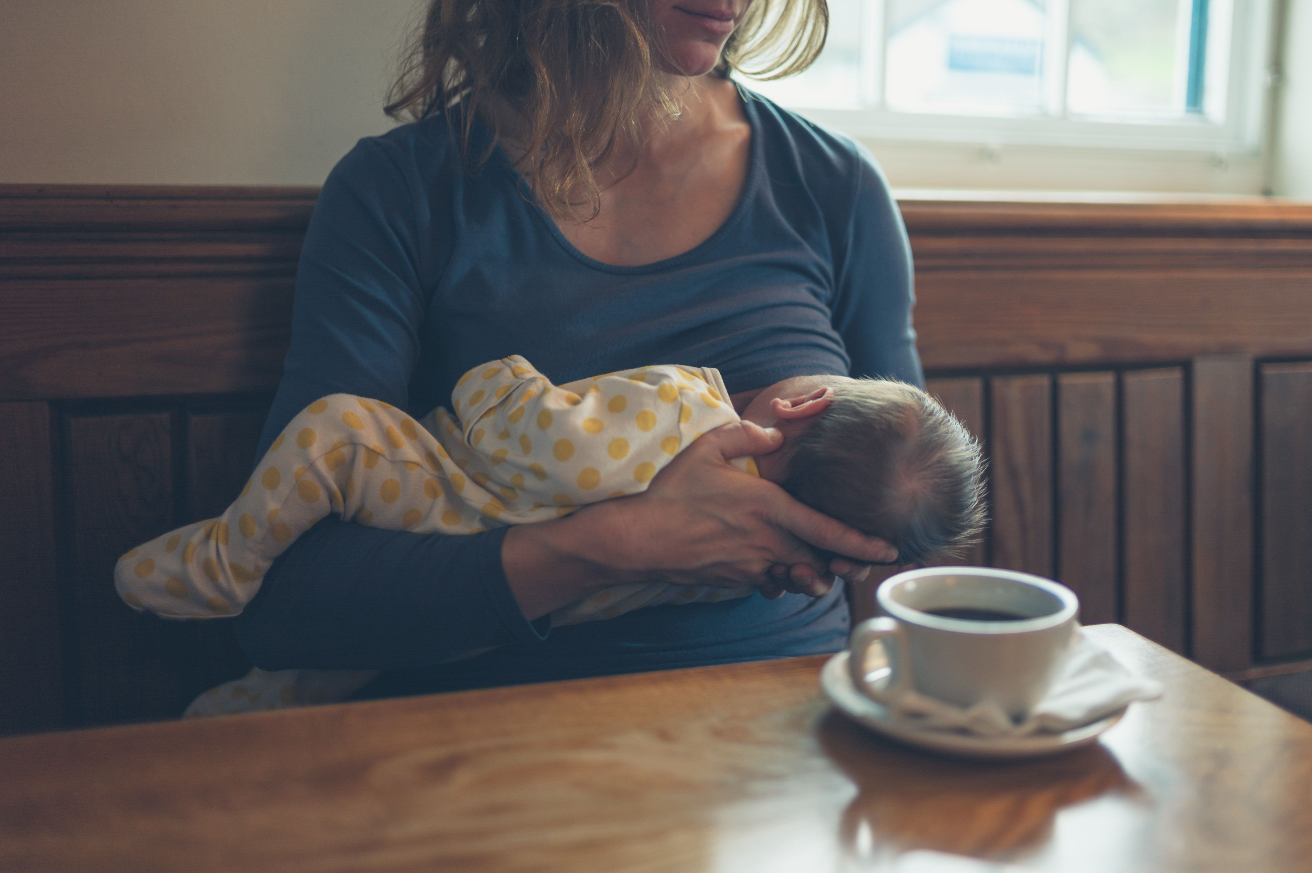 These Mums' Experiences Will Reassure You About Breastfeeding In