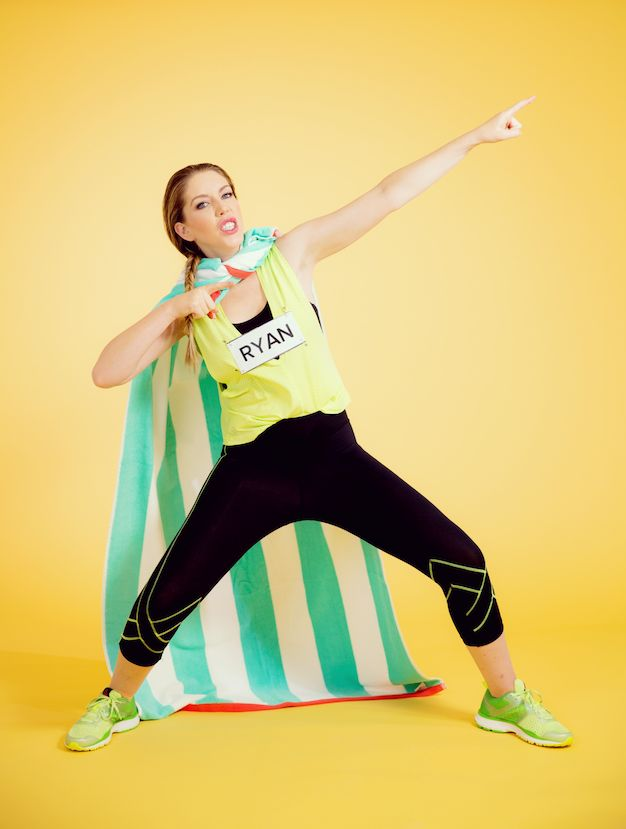 Katherine Ryan as Usain