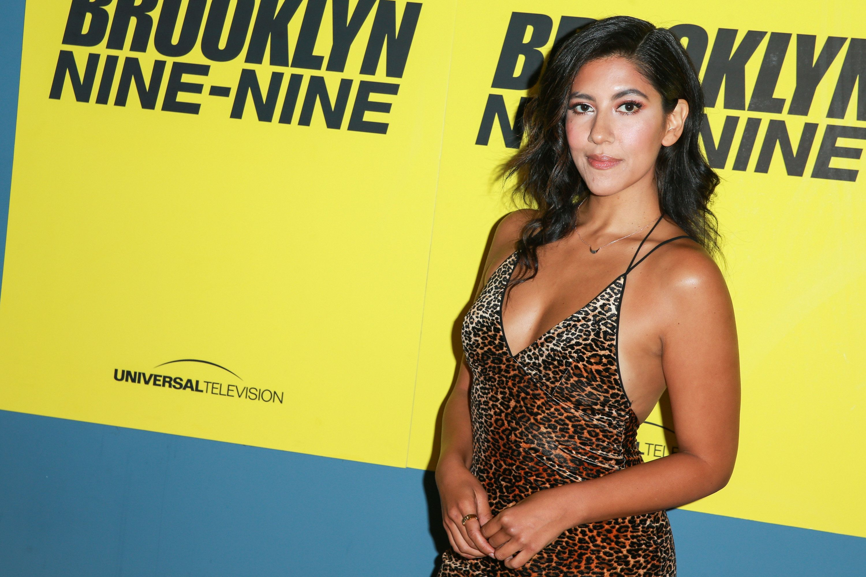 LOS ANGELES, CA - JUNE 14:  Stephanie Beatriz attends Fox's 'Brooklyn Nine-Nine' FYC @ UCB at UCB Sunset Theater on June 14, 2017 in Los Angeles, California.  (Photo by Rich Fury/Getty Images)