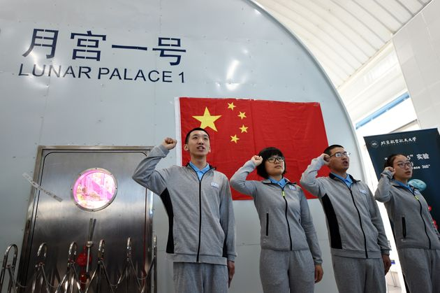 Students In China Will Spend The Next 200 Days Living In Isolation On An 'Alien