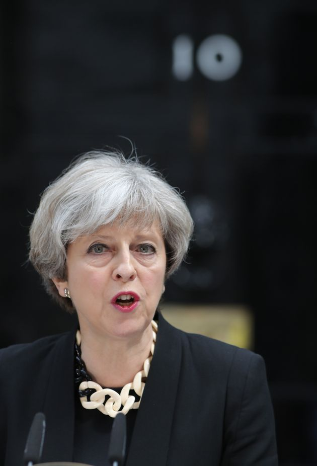 Six Broken Promises Made In Theresa May's First Speech As