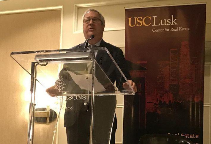 <em>USC Lusk Center for Real Estate Director Richard Green</em>