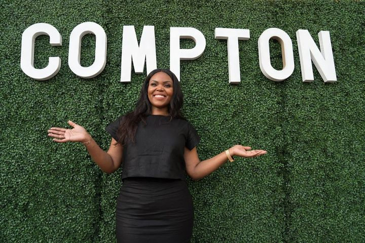 Aja Brown made history in 2013 when she became the youngest elected mayor of Compton.