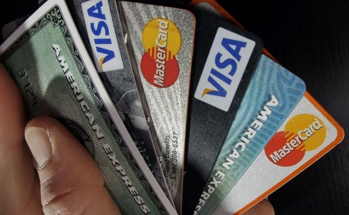Online frauds on credit cards are on the rise especially during holidays.