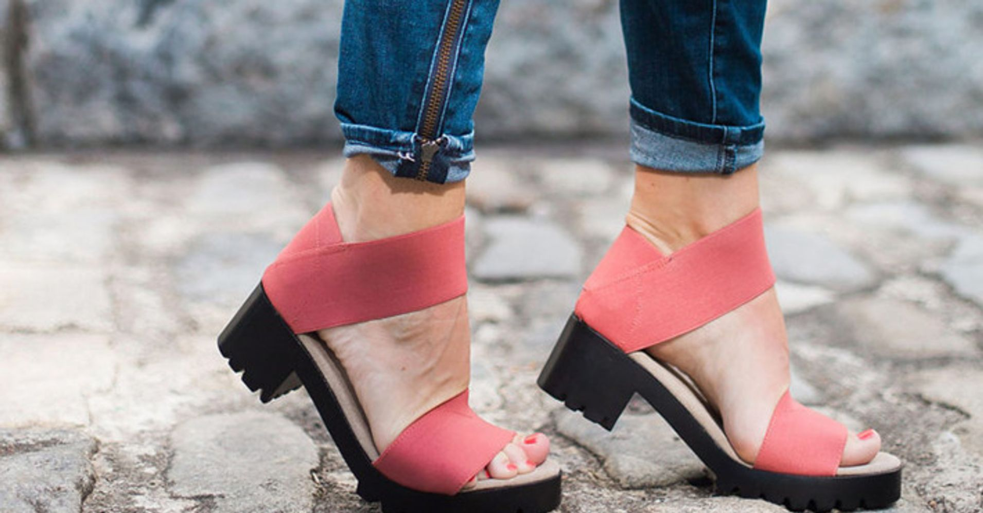 These 100 Grandma Sandals Are More Comfortable Than