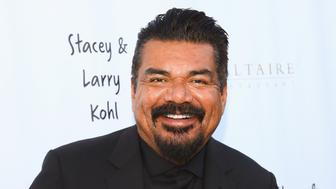 LOS ANGELES, CA - APRIL 30:  George Lopez arrives for the George Lopez Foundation 10th Anniversary Celebration Party at Baltaire on April 30, 2017 in Los Angeles, California.  (Photo by Gabriel Olsen/FilmMagic)