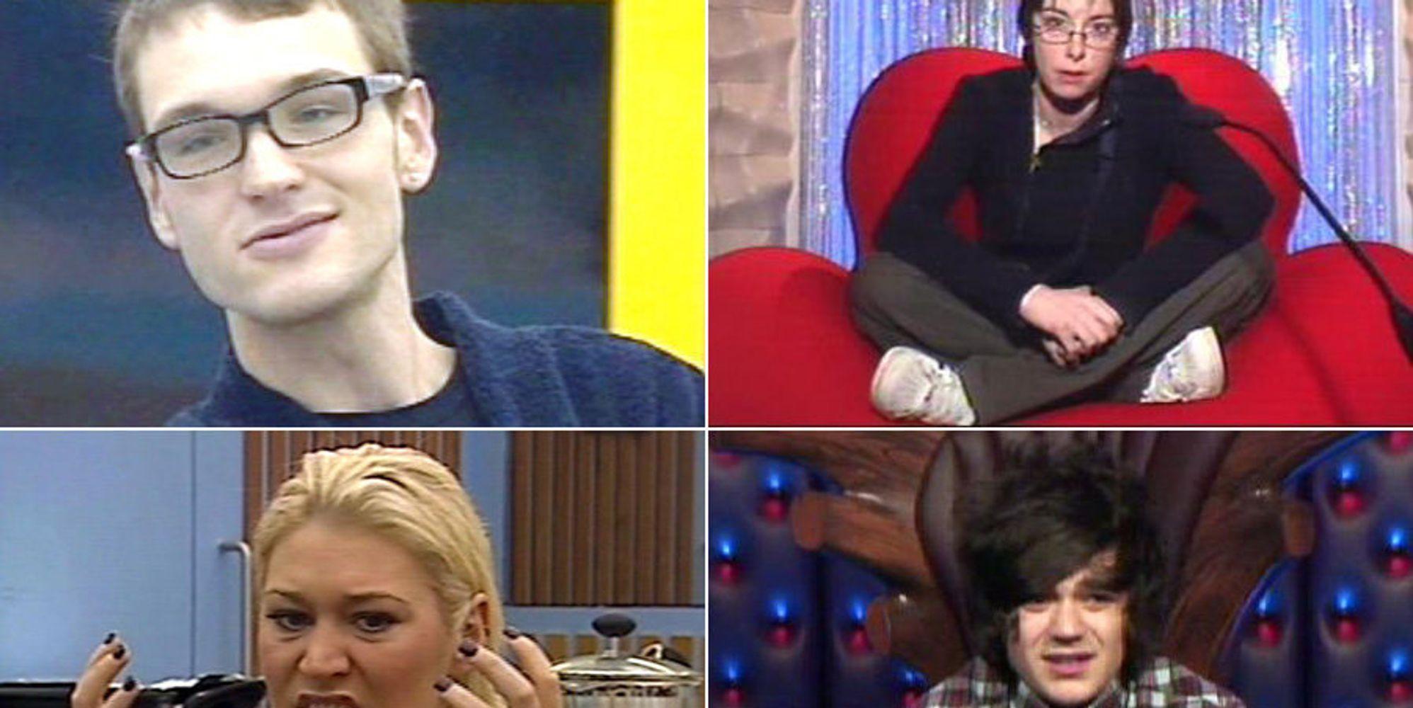 Celebrity big brother 4 uk contestants