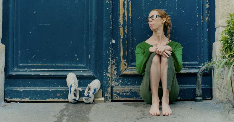 Besides getting <em>Lost in Paris</em>, Fiona (Fiona Gordon) loses her aunt, passport, knapsack, and money, plus falls off a