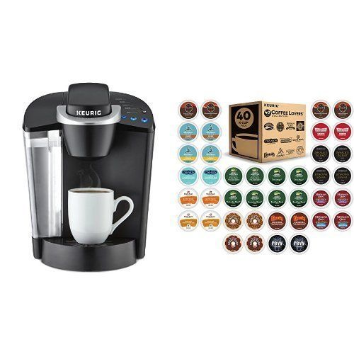 Purchase a Keurig K55 this Prime Day for only $69.99 and you'll also get a 40-count k-cup variety pack with your purchase.&nb