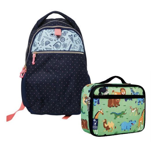 """Keep an eye our for deals like this backpack and lunchbox <a href=""""https://www.target.com/c/backpacks-luggage/-/N-5xtz0?ref=t"""