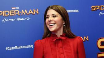 NEW YORK, NY - JUNE 26:  Marisa Tomei  attends the 'Spider-Man: Homecoming' New York first responders' screening at Henry R. Luce Auditorium at Brookfield Place on June 26, 2017 in New York City.  (Photo by John Lamparski/WireImage)
