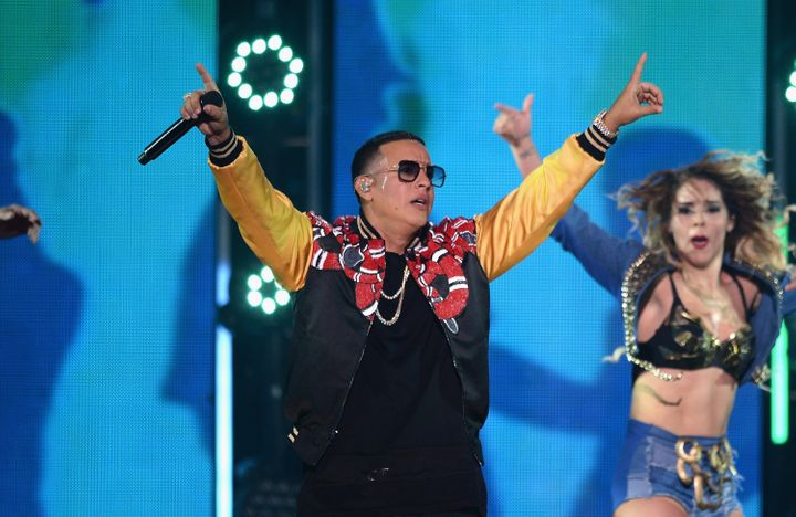 """This number 1 isn't for Daddy Yankee, it's for a whole genre,"" Daddy Yankee told fans."