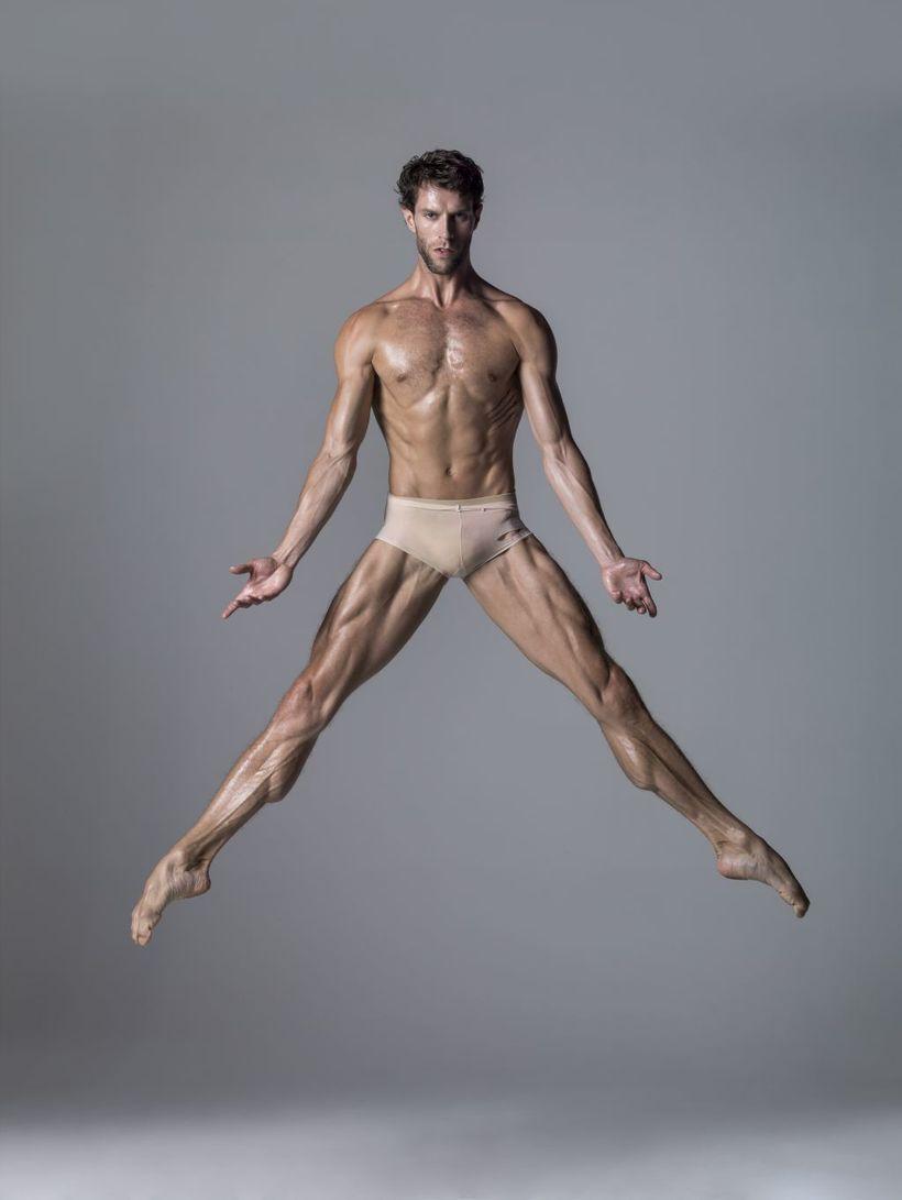 American Ballet Theatre Principal Dancer, James Whiteside.