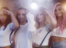 Little Mix Want You To Support England's Lionesses At Women's Euro 2017