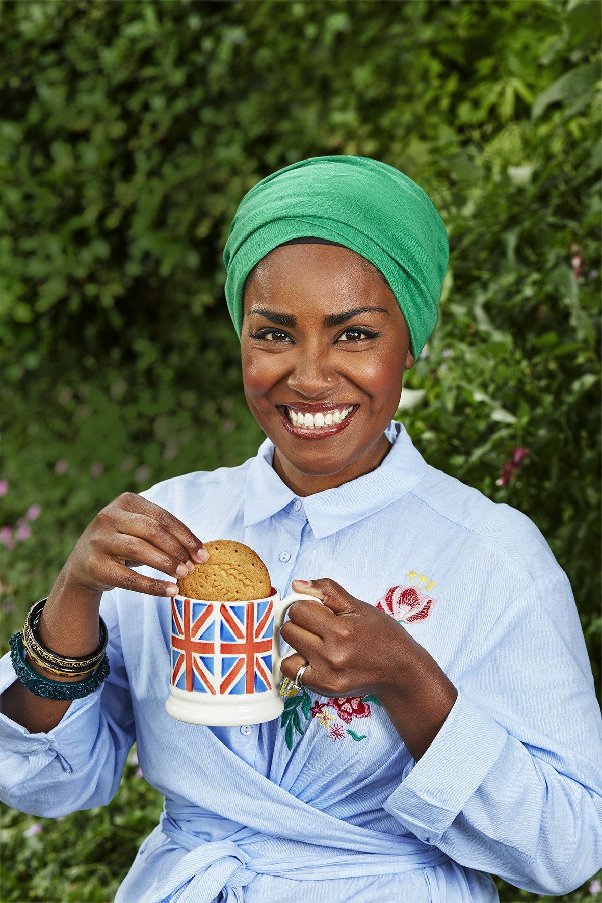 'Bake Off' Winner Nadiya Hussain Says She Feared She Was The 'Token Muslim' On BBC