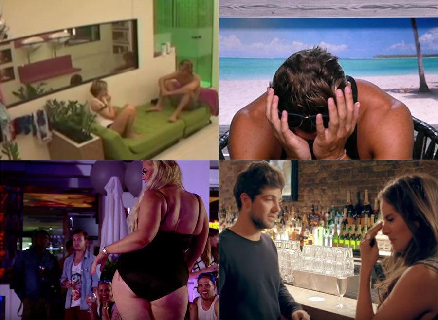 12 Most Dramatic Reality TV Break-Ups