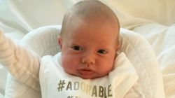 Binky Felstead Shares Adorable New Photo Of Baby India With Brilliant Personalised