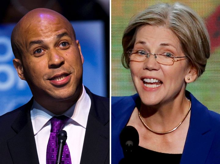 Senators Cory Booker and Elizabeth Warren want to improve the lives of incarcerated women.