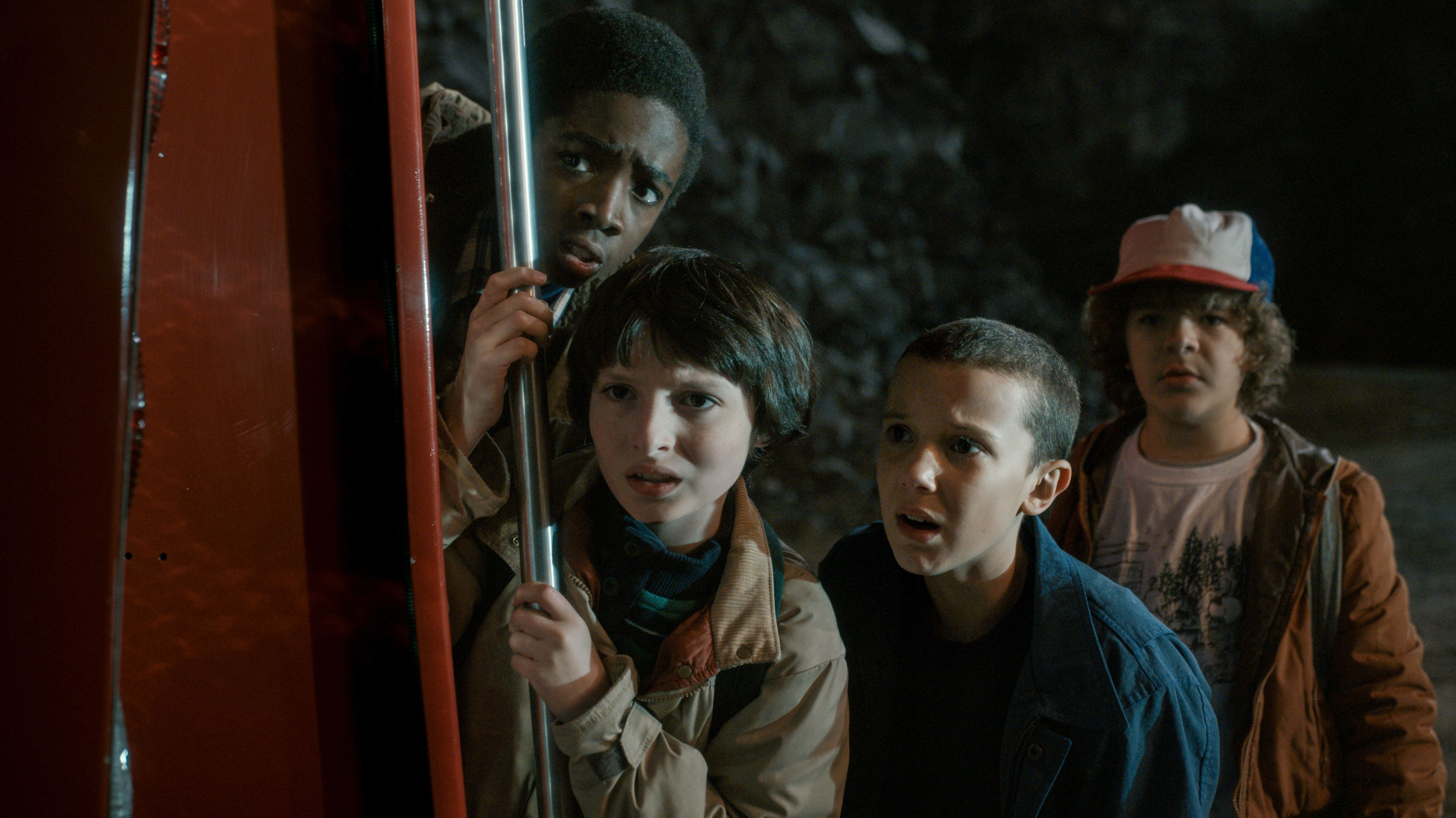 It's back! Netflix have confirmed Stranger Things 2 release date