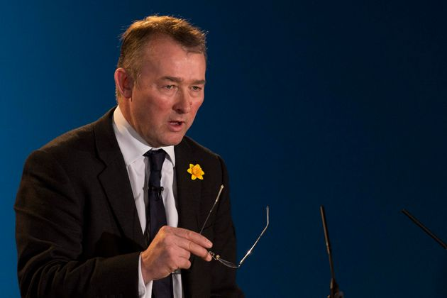 Conservative MP Simon Hart lead a debate on the abuse of MPs in a parliamentary debate on