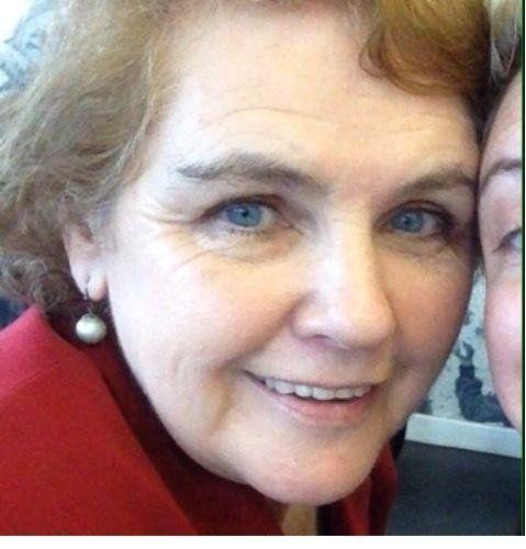 Labour's Nan Sloane, who runs the Jo Cox Women In Leadership