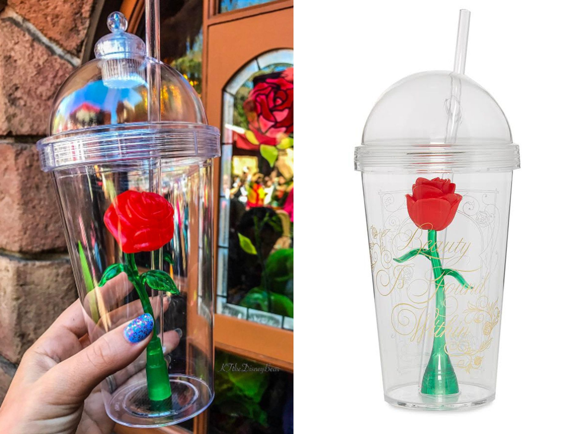 Primark Sells £5 Version Of Disneyland's Coveted Enchanted Rose