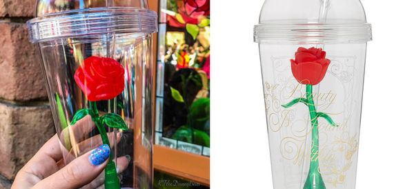 Primark Sells £5 Version Of Disneyland's Coveted Enchanted Rose Tumbler