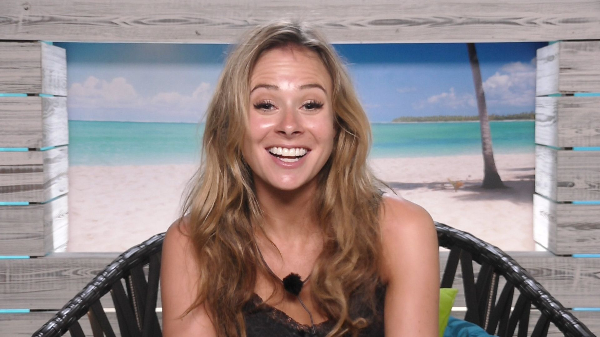 Love Island's Camilla And Jamie Reveal What Really Happened In The