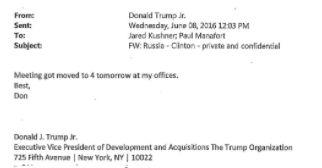 Las siete cosas más importantes sobre los 'mails' entre Trump y