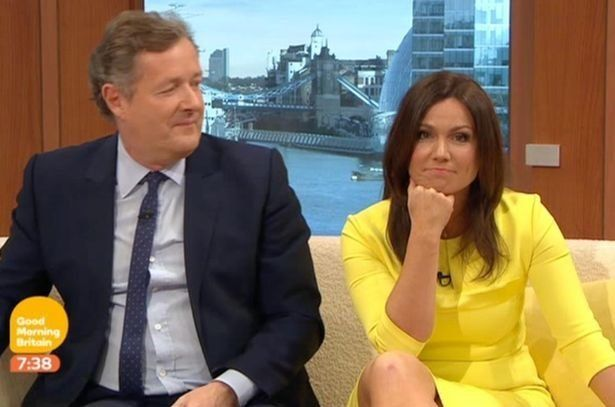 21 Times Susanna Reid's Face Revealed The True Reality Of Working With Piers