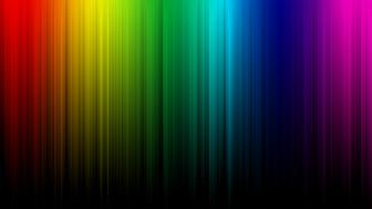 Spectrum, Rainbow, Light - Natural Phenomenon, Pattern, Sine Wave