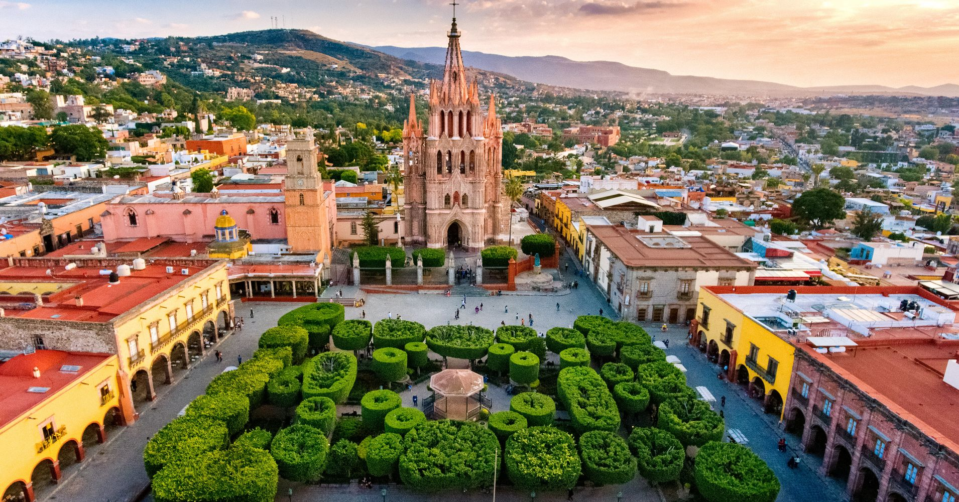 Travel From Mexico City To San Miguel De Allende