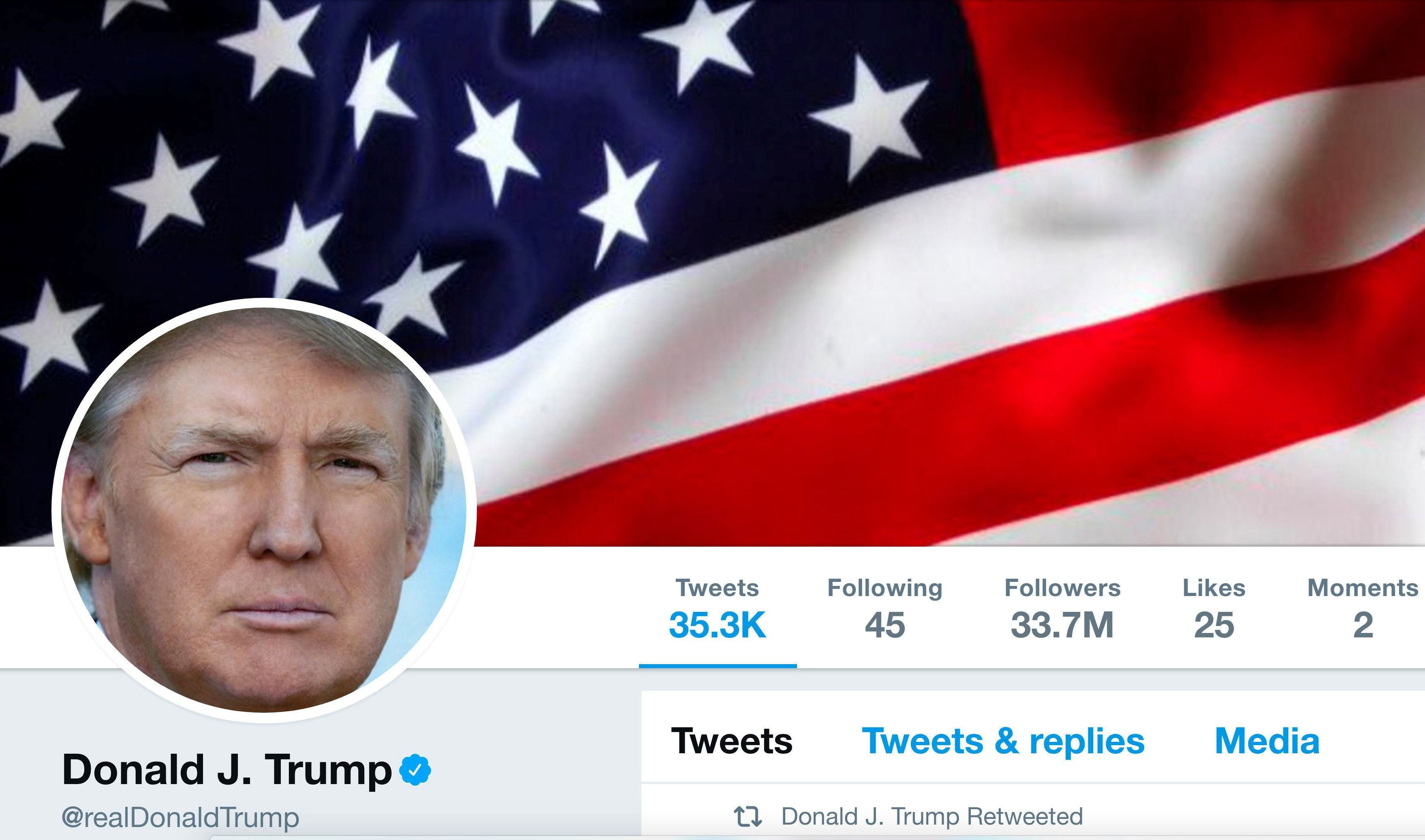 Lawsuit: President Trump unjustly blocks Twitter critics