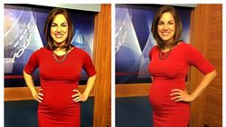 Pregnant News Anchor Speaks Out After Viewer Calls Her
