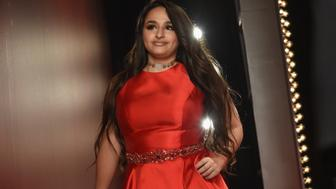 NEW YORK, NY - FEBRUARY 09:  Activist Jazz Jennings attends the American Heart Association's Go Red For Women Red Dress Collection 2017 presented by Macy's at Fashion Week in New York City at Hammerstein Ballroom on February 9, 2017 in New York City.  (Photo by Nicholas Hunt/Getty Images for AHA)