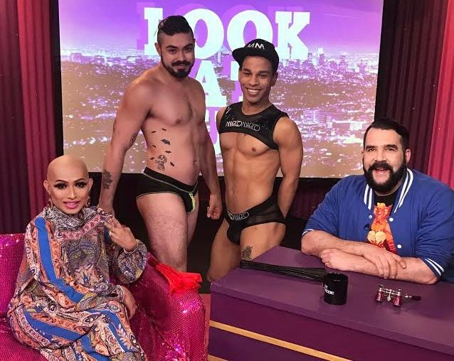 Ongina, Skiitch, Trelino and Jonny McGovern on Hey Qween