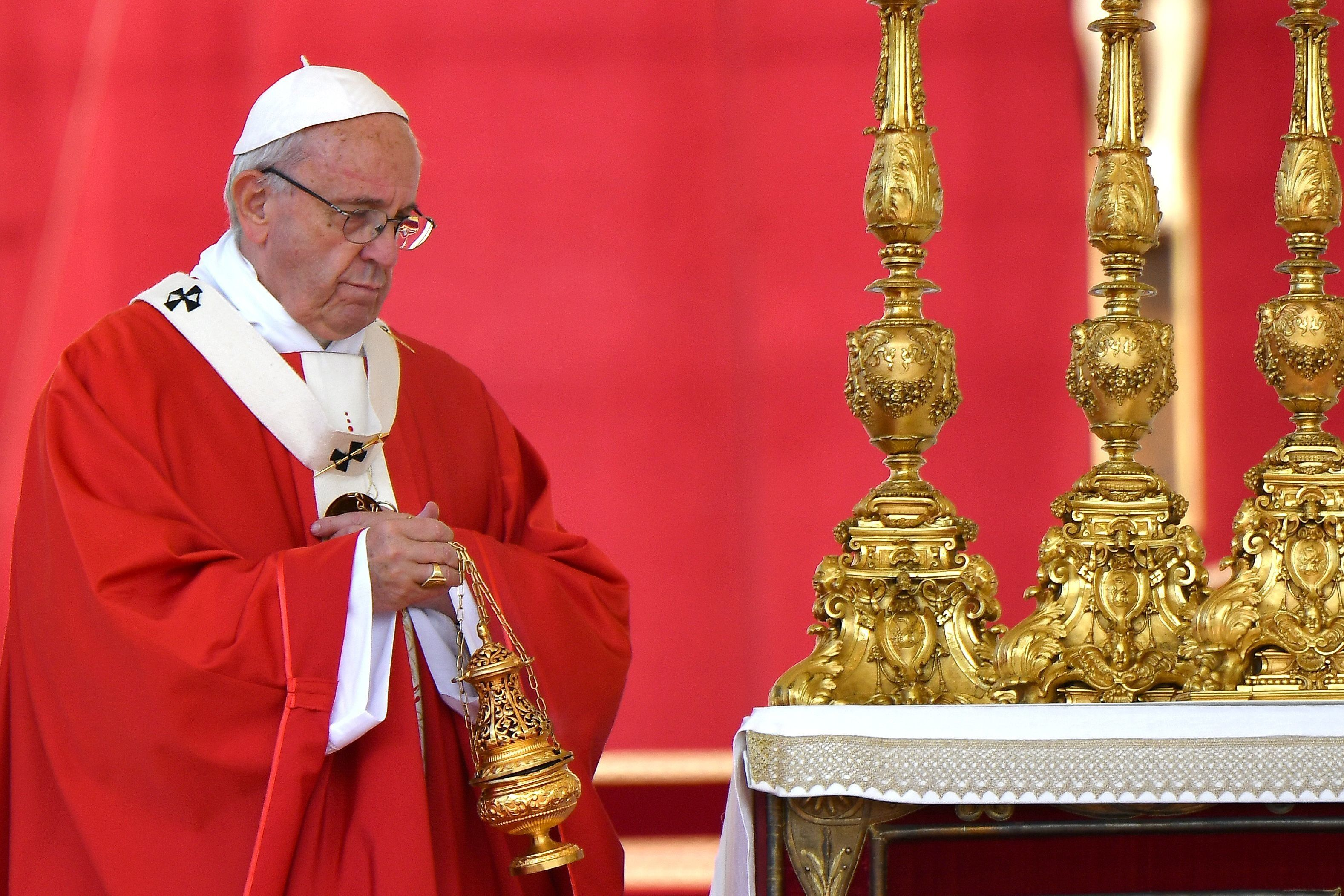 Pope Francis Announces A New Way To Become A