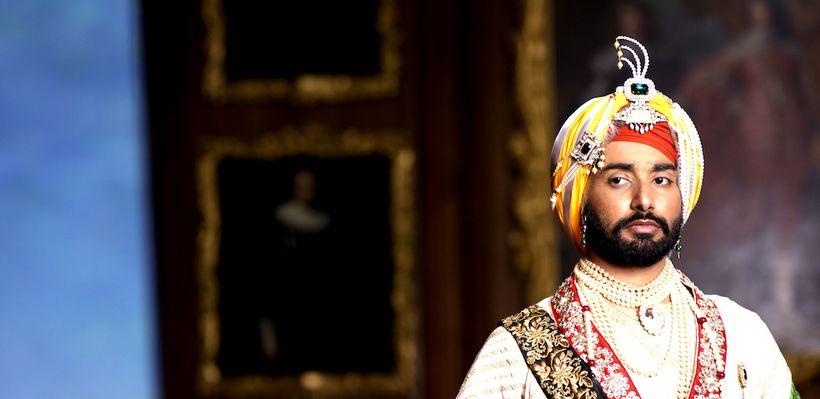Satinder Sartaaj as The Black Prince