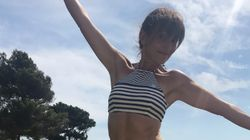 Davina McCall Shares Photo Of Daughter Holding Her 'Mummy