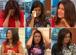 21 Times Susanna Reid's Face Revealed The True Reality Of Working With Piers Morgan