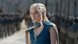 Emilia Clarke Brands Critics Of 'GOT' Nude Scenes