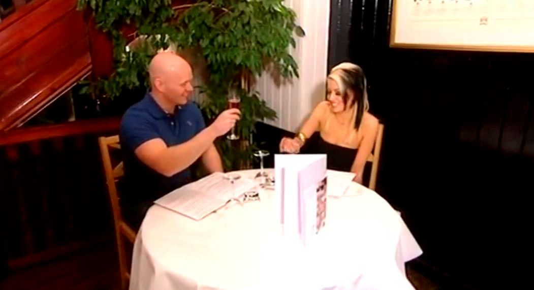 First Dinner Date Baby Born Couple Become Parents After Meeting On Dating Show Huffpost Uk Parents
