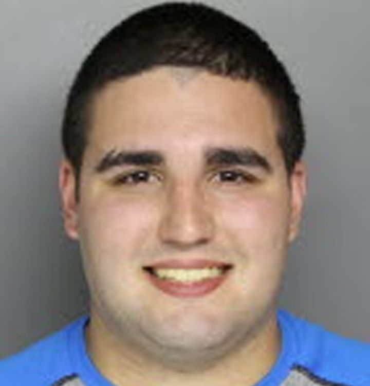 Cosmo DiNardo was released from jail Tuesday night.