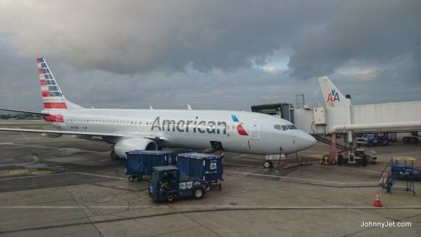 How to save on American Airlines bag fees.