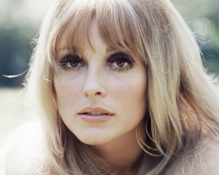 A 1965 headshot of Sharon Tate.