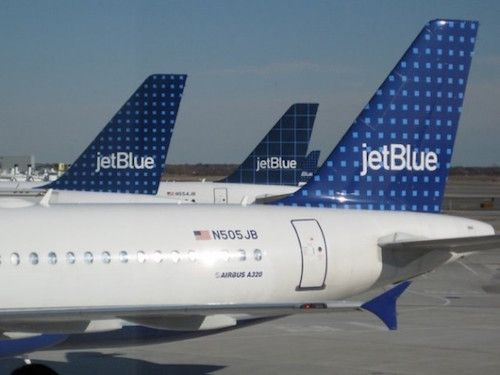 Save on checked bag fees with the JetBlue credit cards.