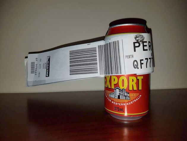 Man Successfully Flies A Solo Can Of Beer From Melbourne To