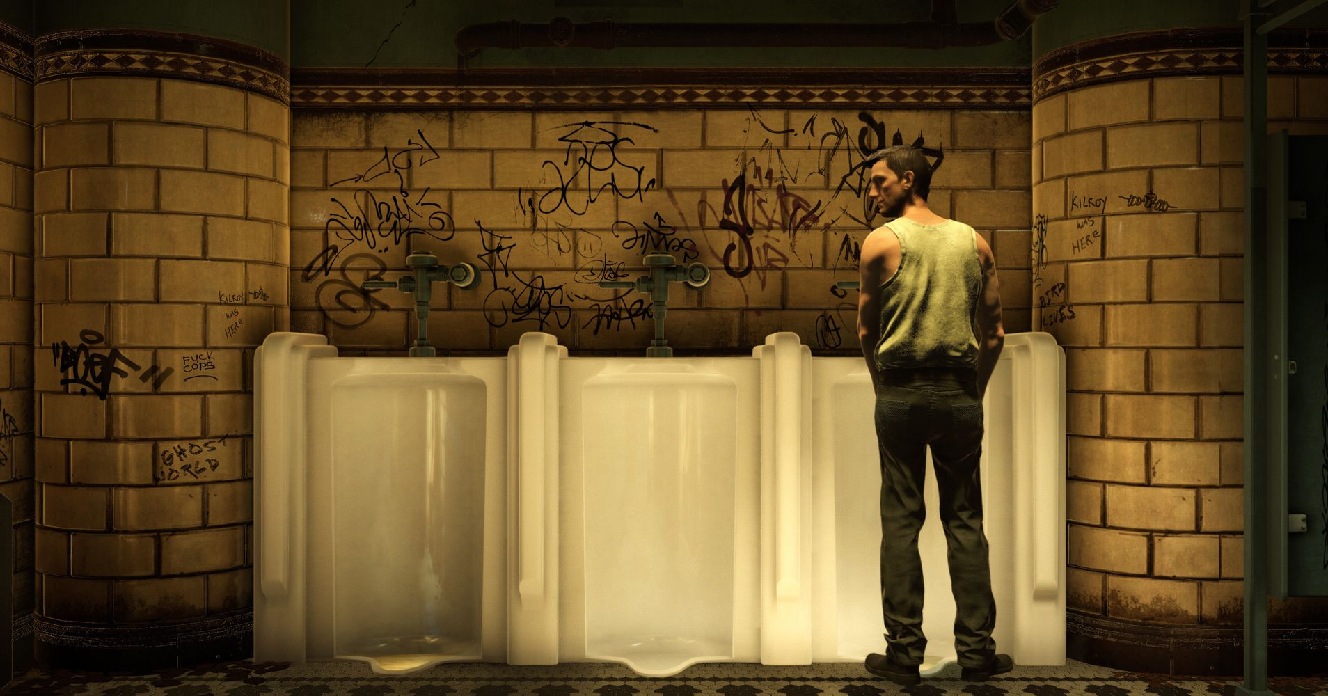 This New Video Game Lets You Cruise For Gay Sex In Public -1339
