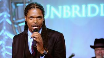 LOUISVILLE, KY - MAY 02:  Landau Eugene Murphy Jr. performs at the 2014 Unbridled Eve Derby Gala during the 140th Kentucky Derby at Galt House Hotel & Suites on May 2, 2014 in Louisville, Kentucky.  (Photo by Mike Coppola/Getty Images for York Sisters, LLC)